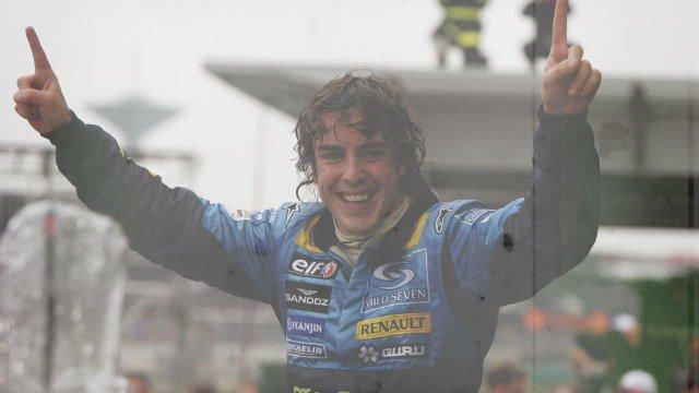 Fernando Alonso, leyenda de la Fórmula 1