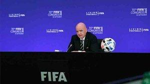 La FIFA ha participado