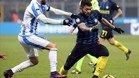 Gabigol cambiará la camiseta del Inter por la amarilla de Las Palmas