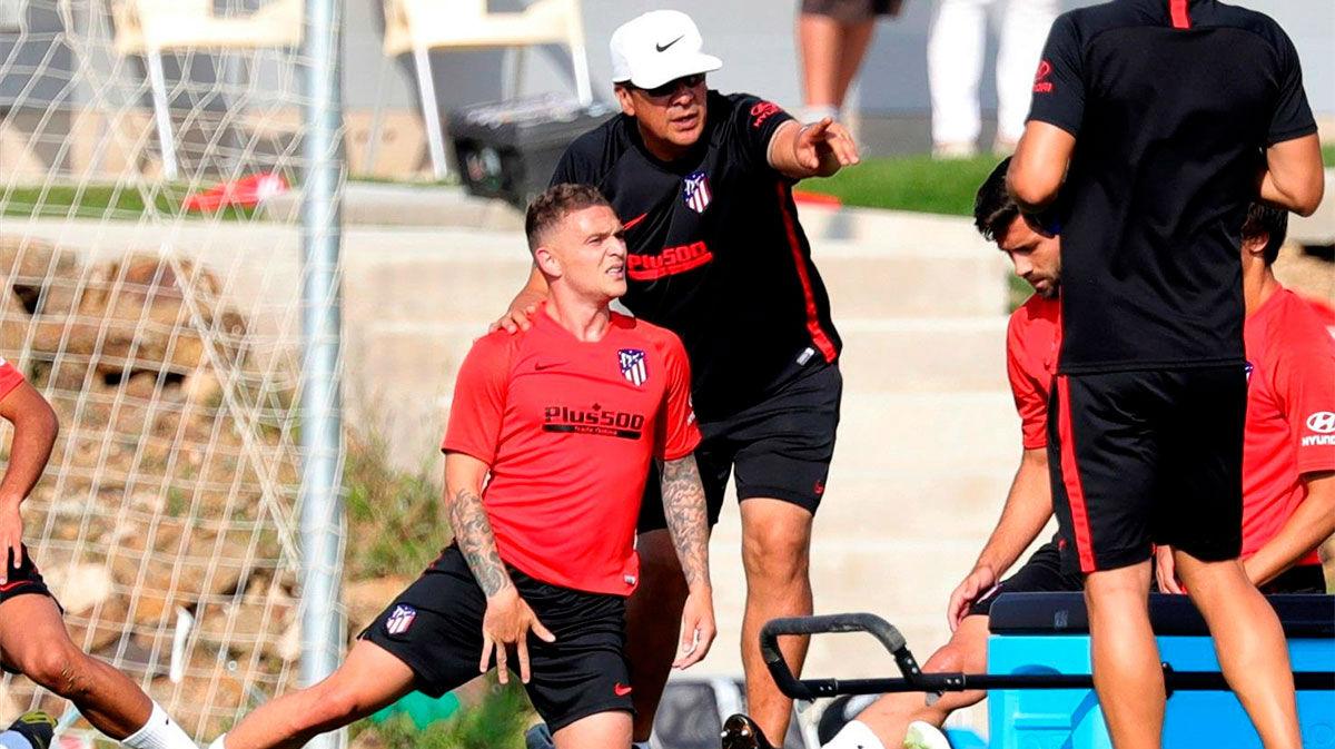 Germán Mono Burgos anuncia que pasará a ser primer entrenador