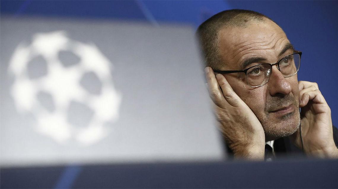 La Juventus se carga a Sarri