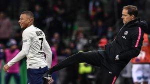 Kylian Mbappé ha explotado todavía más bajo la batuta de Tuchel
