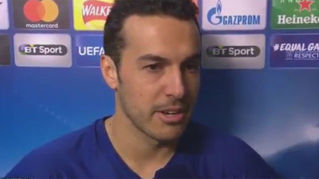 LACHAMPIONS | Chelsea - FC Barcelona (1-1): Pedro: Es una pena porque el equipo jugó muy bien
