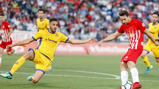 LALIGA 123   Almería - Alcorcón (0-0)