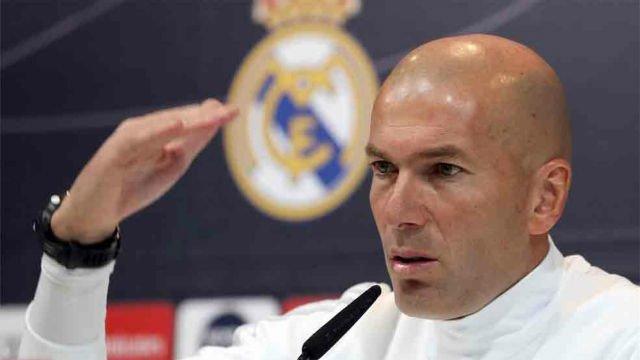 Las palabras más optimistas de Zidane