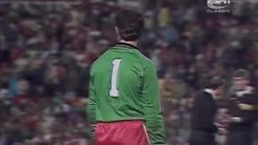 El Liverpool ganó la Copa de Europa en 1984 al vencer a la Roma en la tanda de penaltis