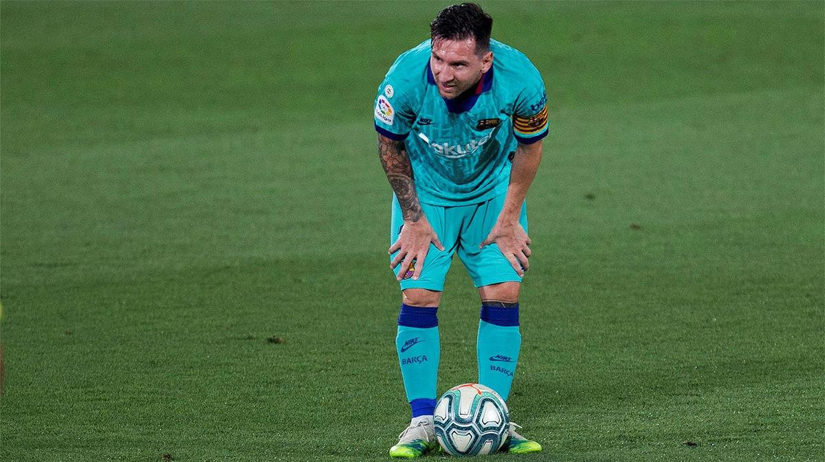 Luis García: Veo a Messi jugando hasta 2025