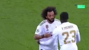 Marcelo se marchó tocado del Bernabéu