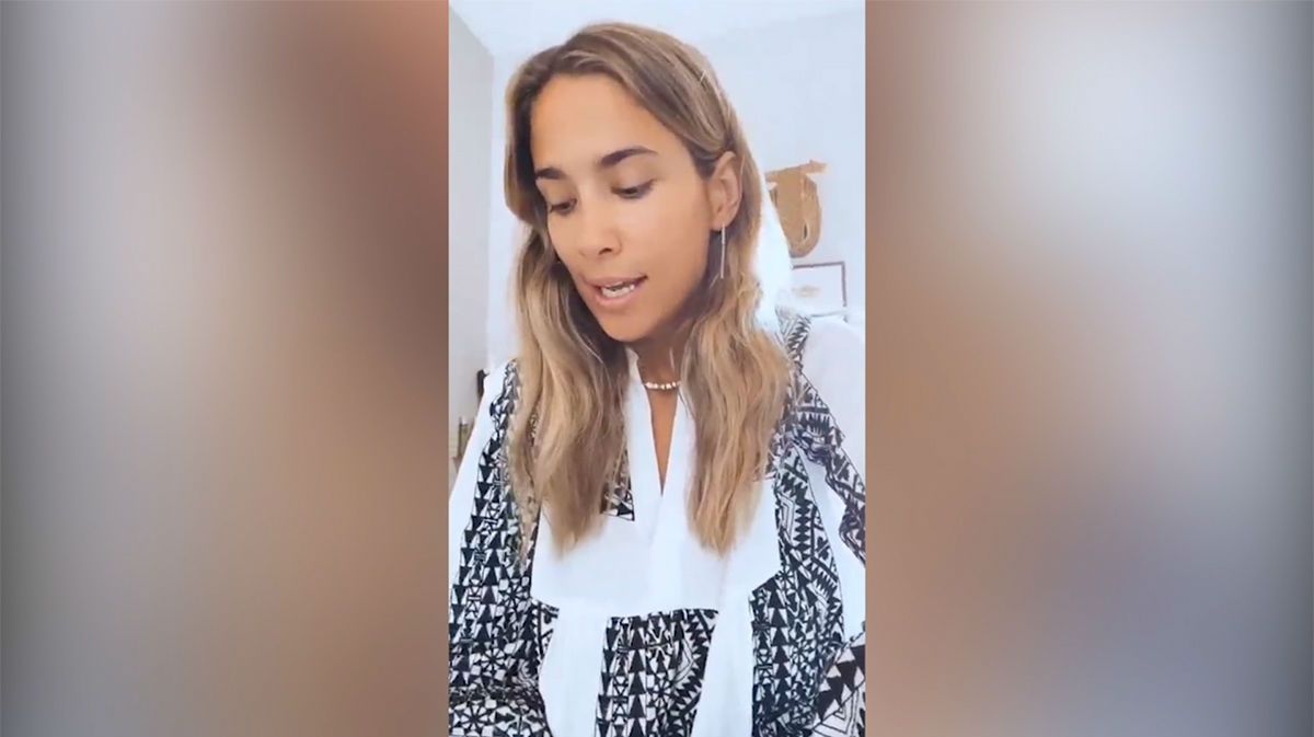 Maria Pombo confirma que padece esclerosis múltiple