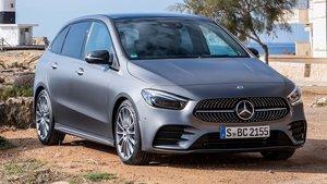 Mercedes-Benz Clase B.