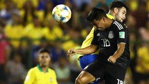 México y Brasil ya habían disputado una final en el 2005