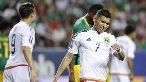 México y Jamaica lideran el Grupo C
