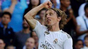 Modric está más preocupado en Croacia que en el Real Madrid