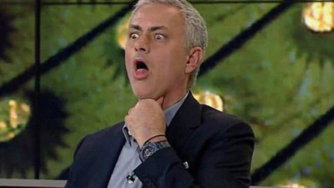 """Mou: """"Casi muero ahogado en un cesto de ropa sucia por huir de la UEFA"""""""
