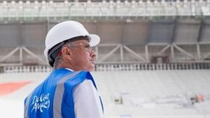Mourinho se puso el casco en Doha