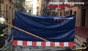 3 muertos y cuatro heridos en un incendio en un bajo de la Barceloneta