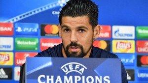 A Nolito le ha gustado el emparejamiento entre el Sevilla y el Manchester United