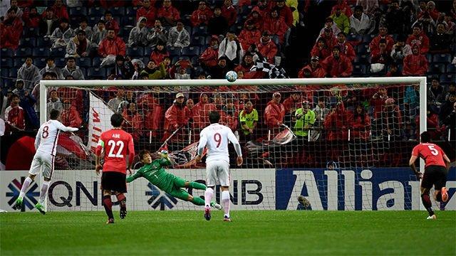 Oscar falló dos penaltis