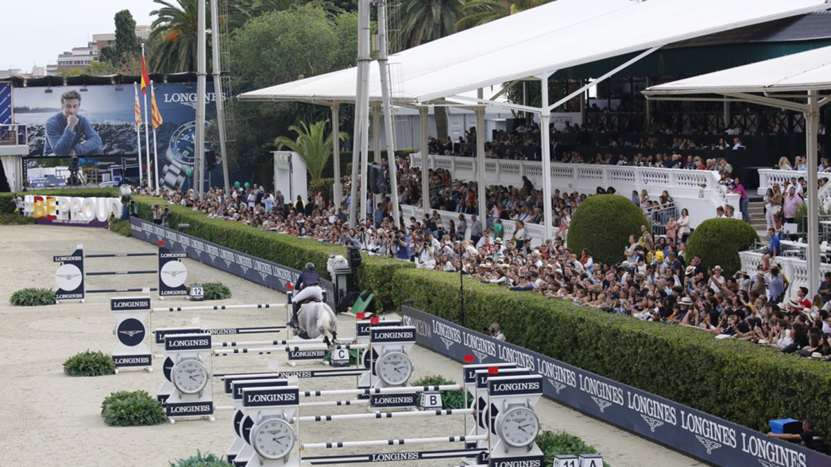 Cancelada la Longines FEI Jumping Nations Cup Final...