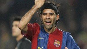 new products aa46a ed54a Rafa Márquez se confiesa sobre su salida del FC Barcelona