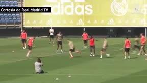 El Real Madrid se pone a punto sin Mariano
