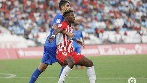 El Reus perdió ante el Almería en liga