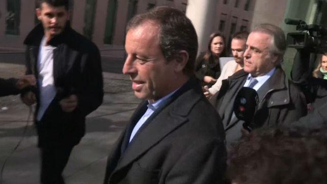 Rosell desmiente el hígado ilegal de Abidal y denuncia una campaña de persecución