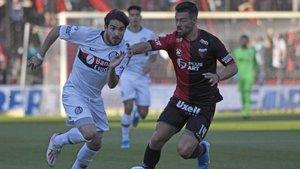 San Lorenzo sumaba cuatro victorias y un empate antes de este juego