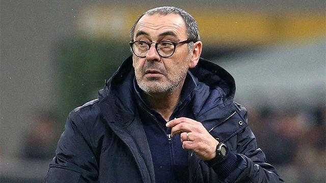 Sarri aparta a Guardiola de la Juve