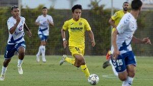 Take Kubo no ha empezado con buen pie en el Villarreal