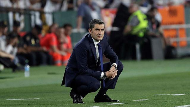 Valverde: No hemos podido cumplir las expectativas que hemos creado en la temporada