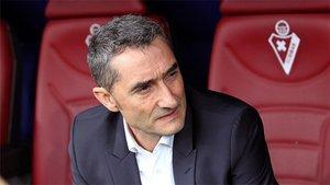 Valverde ya piensa en el once que presentará ante el Slavia de Praga