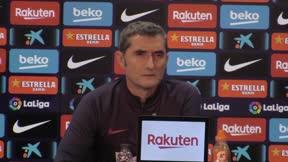 Valverde no vería bien que el Clásico se jugase al mediodía