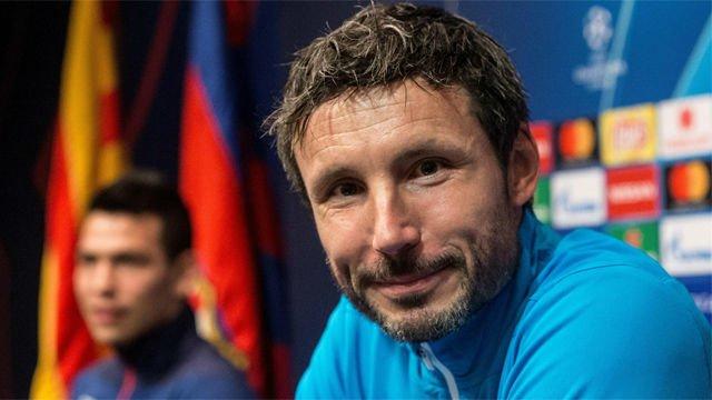 Van Bommel: Messi sigue siendo el mejor
