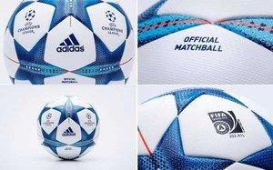 57244cf62b157 Varios detalles del nuevo balón de la Champions League 2015 2016