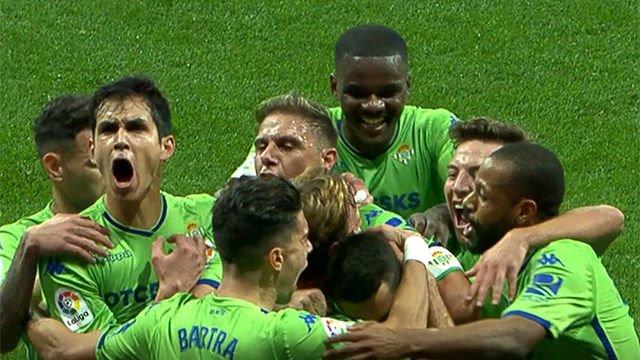Vea los mejores goles de la Jornada 16 en LaLiga