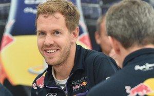 Vettel, en una foto de archivo