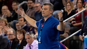 Xavi Pascual es consciente de la importancia del duelo ante el PSG