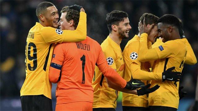 El Young Boys gana a la Juve de Cristiano