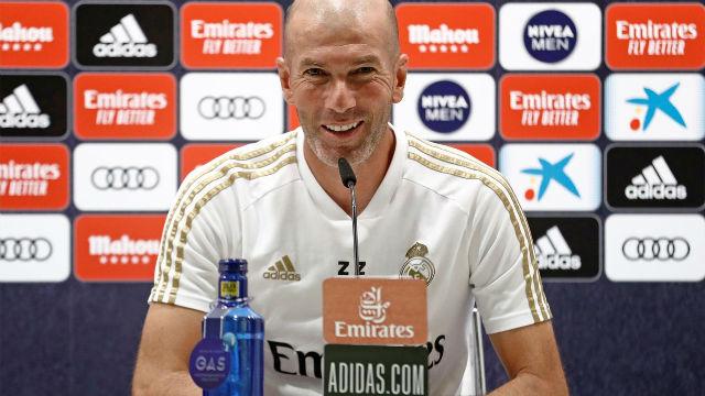 Zidane: Bale ha preferido no jugar