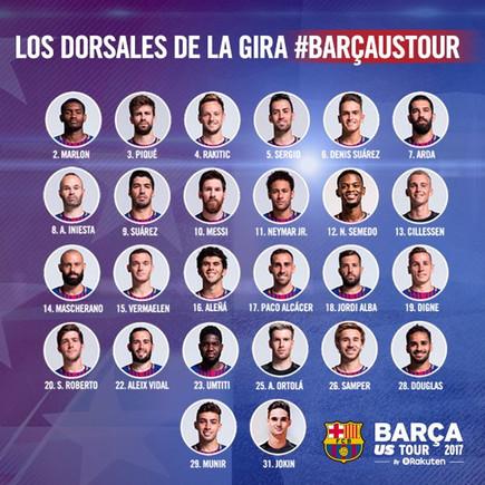 fc barcelona kader 2019