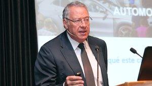 Jaume Roura, presidente del Salón Ocasión de Fira de Barcelona.