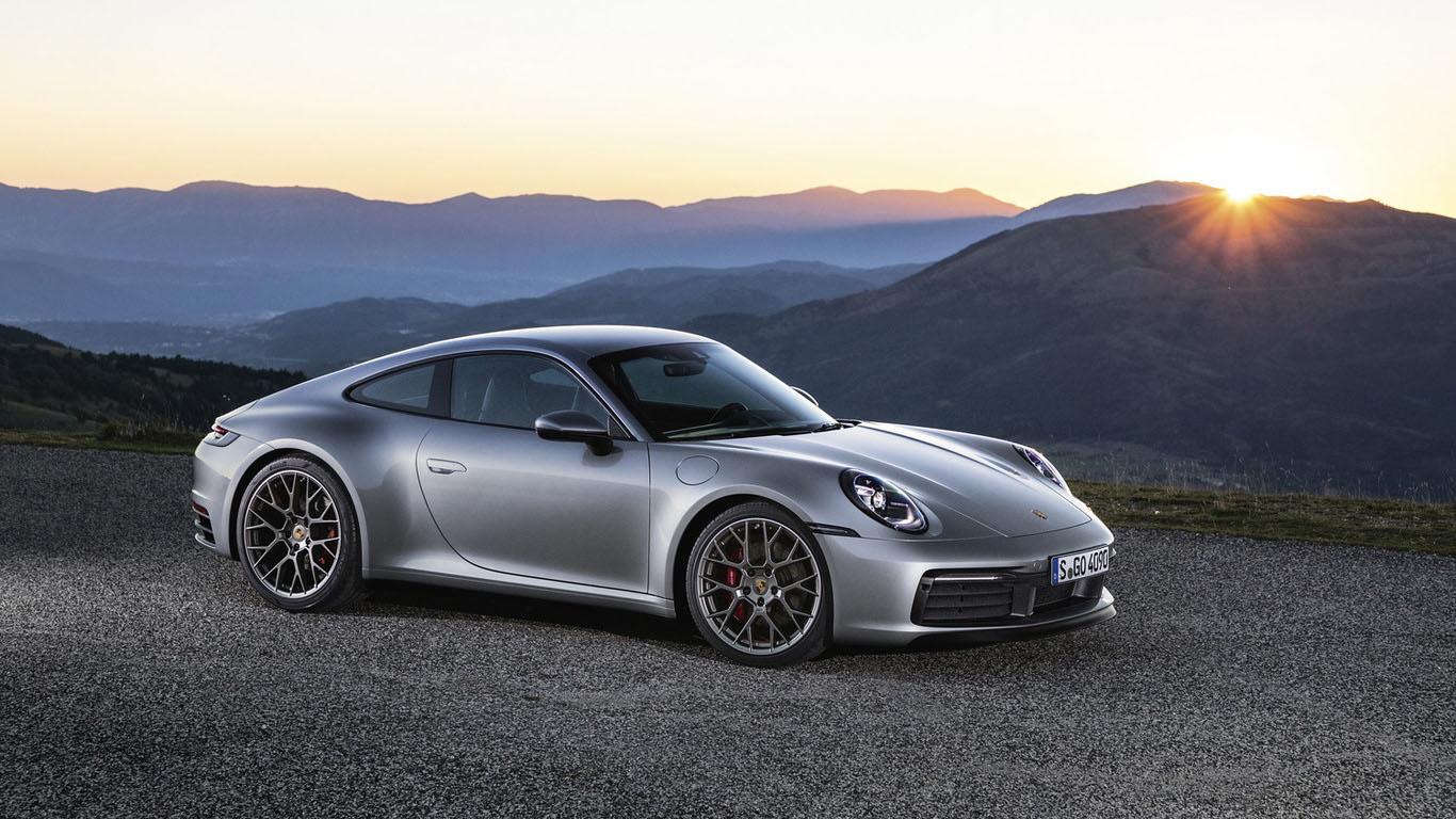 Nuevo Porsche 911.