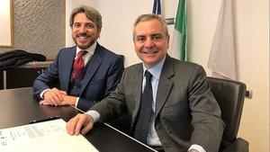 Acuerdo entre MotorK y el BEI.
