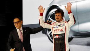 Fernando Alonso podría ser parte del Dakar