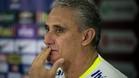 Adenor Leonardo Bacchi ('Tite'), seleccionador de Brasil