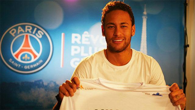 El Amigo Secreto de Neymar Jr
