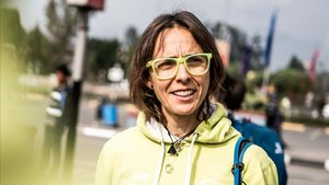 Anna Comet lidera la Everest Trail Race