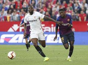 Antes de su enfrentamiento contra el Deportivo Alavés el día de hoy, el Sevilla ya piensa en la ida a Valladolid