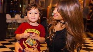 Antonella Roccuzzo felicita a su hijo Mateo por su 4º aniversario | Mundo Deportivo